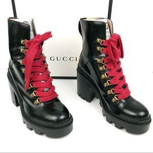 56e19a1c7 Gucci Combat & Moto Boots for Women | Poshmark